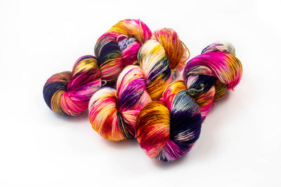 """Pirates Of the Caribbean"" Fingering Weight Yarn"