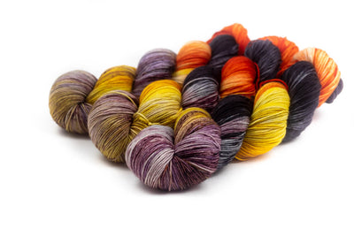 """Sally"" Fingering Weight Yarn"