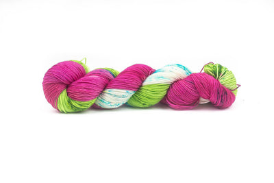 """Watermelons"" Fingering Weight Yarn"