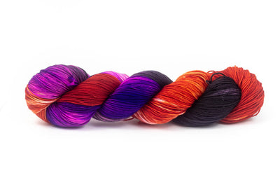 """Doom Buggy"" Fingering Weight Yarn"