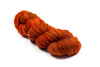 """Slutty Pumpkin""  Handpainted Superwash Yarn"