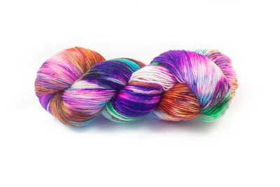 """The Enchanted Tiki Room"" Fingering Weight Yarn"