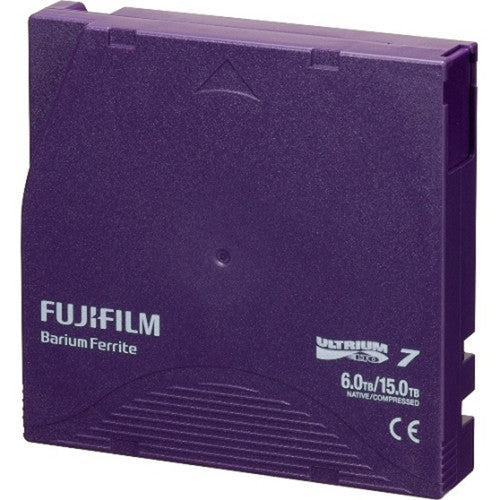FUJI LTO Ultrium-7 Cartridge, 6TB/15TB