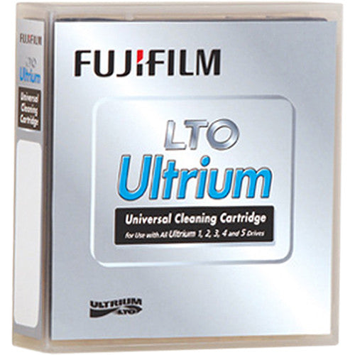 Fujifilm LTO Ultrium Cleaning Cartridge (50 Pass)