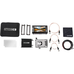 SmallHD 503 Ultra Bright Directors Kit - V-Mount