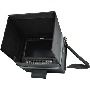 "TVLogic Carry Bag with Hood for LVM-095W 9"" Monitor"