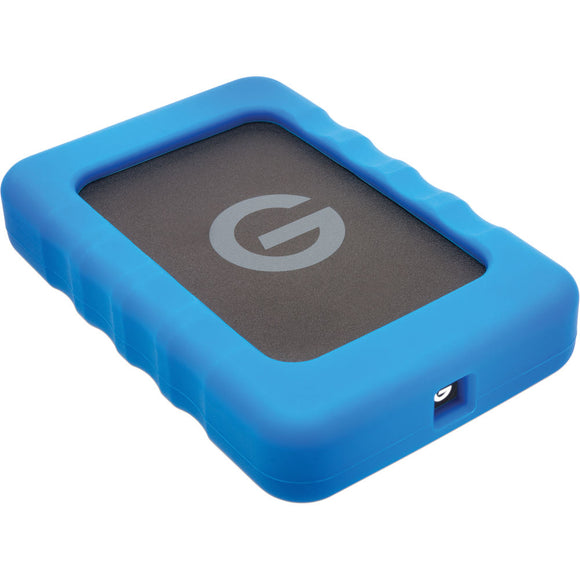 G-Technology G-DRIVE ev RaW USB 3.0 HDD with Rugged Bumper