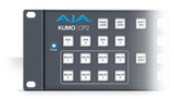 AJA KUMO® CP2 2RU Control Panel for all KUMO routers