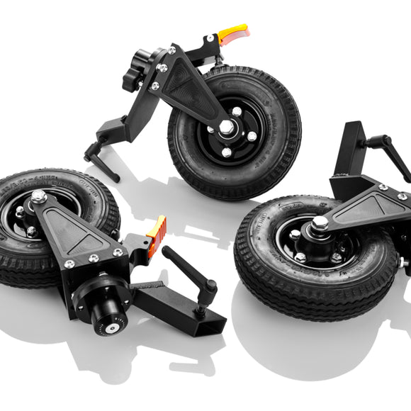 Inovativ AXIS Wheels with Brakes
