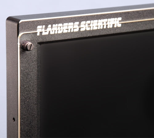 Flanders Scientific Clear Protective Monitor Covers