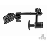 Upgrade Innovations Fluid Head Monitor Mount – Rudy Arm Single Arm