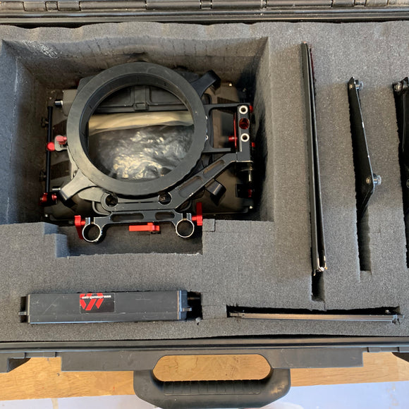 Vocas MB-450 4-Stage Studio Mattebox 15/19mm NR 1 - USED