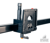 Upgrade Innovations Whaley Rail II – Rail Clamp to 2.5″ Baby Pin