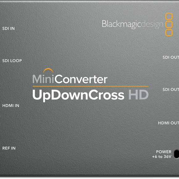 Blackmagic Design UpDownCross HD