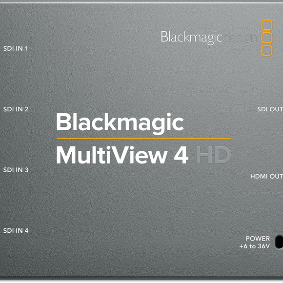 Blackmagic Design MultiView 4 HD