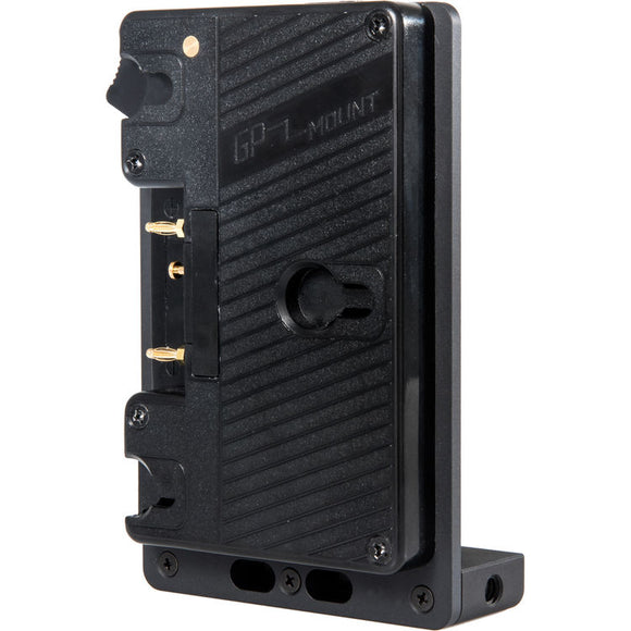 Teradek Single Gold Mount Battery Plate for Bolt Receivers