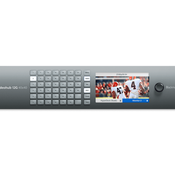 Blackmagic Design Smart Videohub 40x40 12G