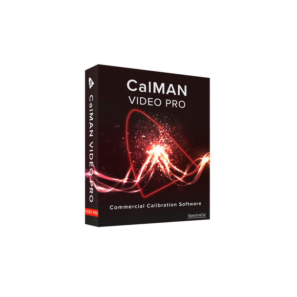 SpectraCal CalMAN Video Pro