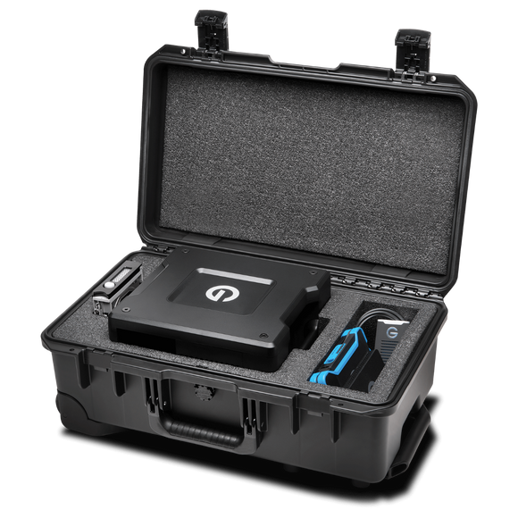 G-Technology G-SPEED Shuttle Pelican Case