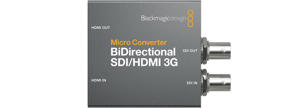 Blackmagic Design Micro Converter BiDirectional 3G SDI/HDMI