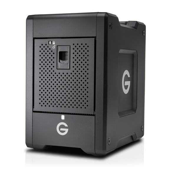 G-Technology G-SPEED Shuttle 4-Bay Thunderbolt 3 RAID Array