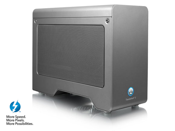 AkiTio Node Pro Single-Slot PCIe to Thunderbolt 3 Expansion Chassis