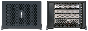Sonnet Echo Express SE-IIIe Thunderbolt 3 Edition - 3-Slot PCIe Card Expansion System