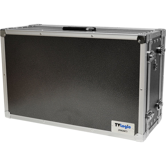 TVLogic Dual Door Al. Carrying Case for XVM-175W, LVM-171A / LUM-171G /  XVM-177A / LVM-171S
