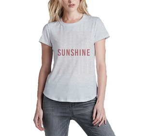 Sunshine Women's 2018 Westside Boxed Vintage Crew