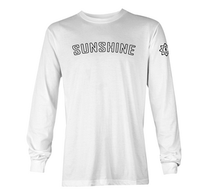 Sunshine Men's 2019 Longsleeve - White
