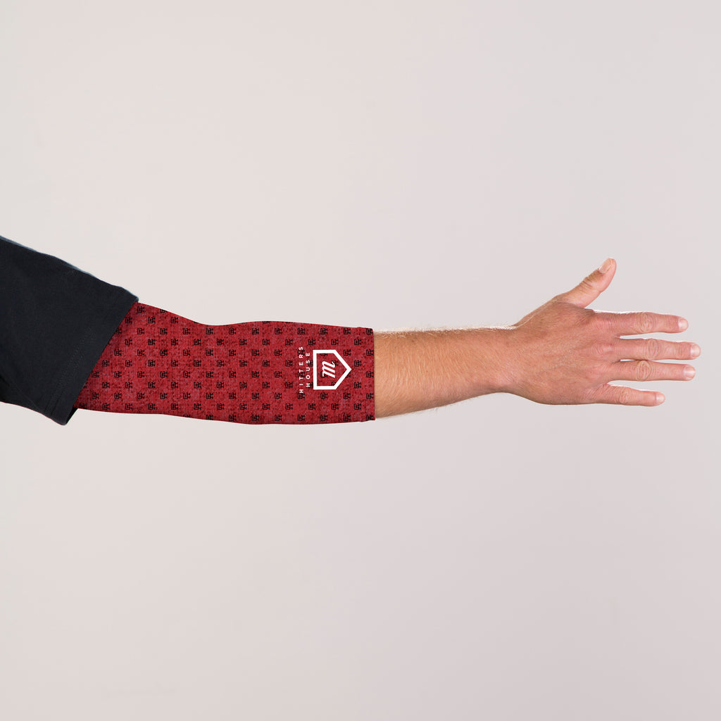 Sleeves - CA Heahter Red