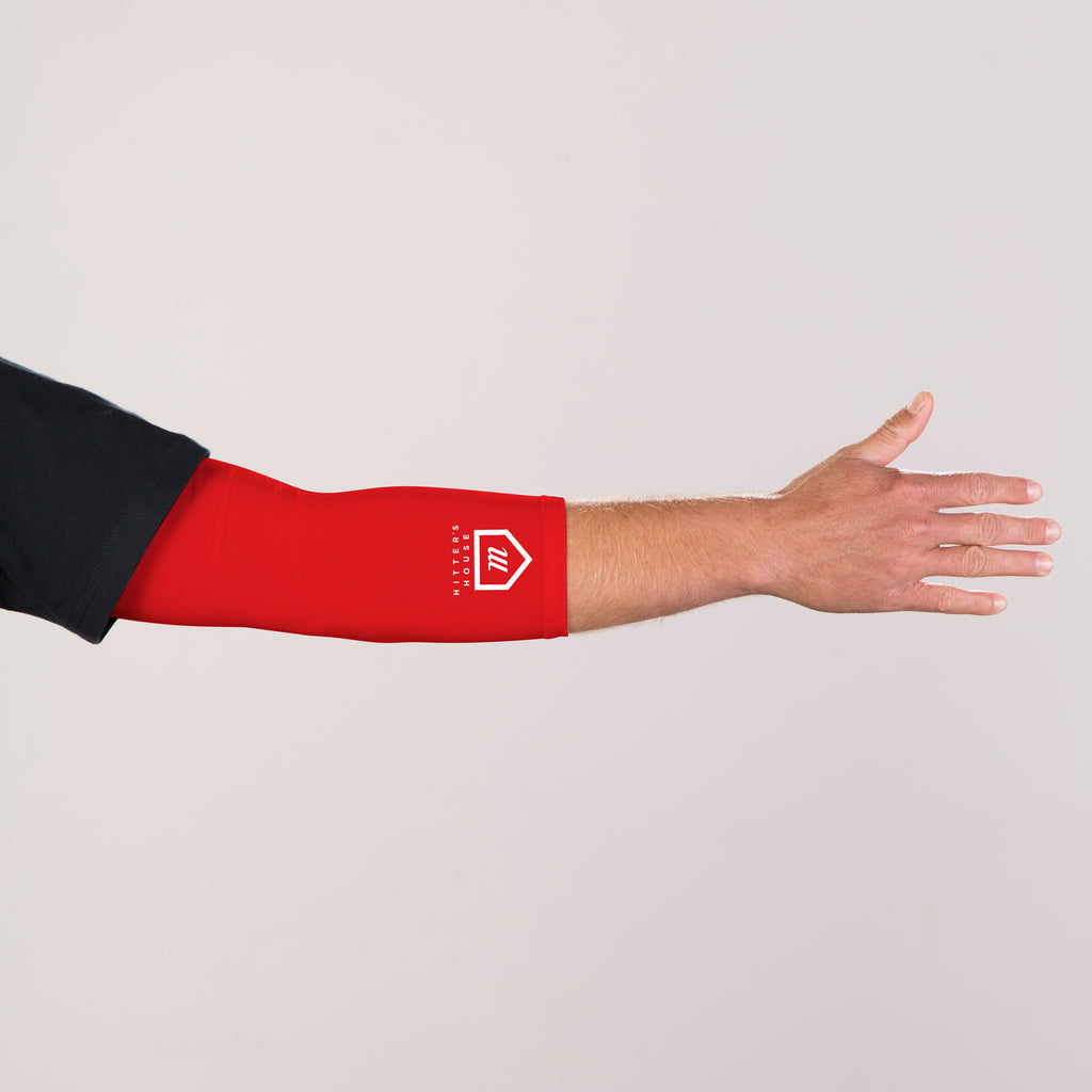 Sleeves - Red
