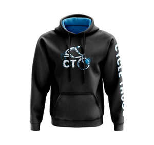 Cycle Thugs - Bike Hoodie