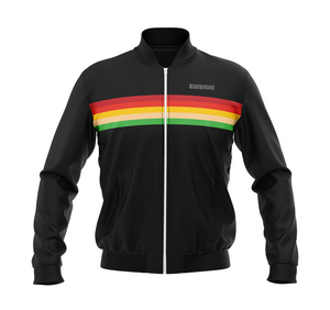 Sunshine 2019 Box Rainbow Bomber Jacket