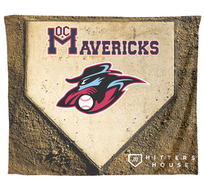 Home Plate Blanket