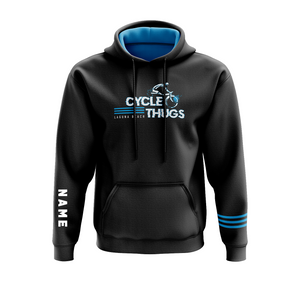 Cycle Thugs - Hoodie 2 (Customization available)