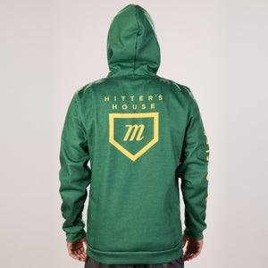 HH Tour Hoodie - Heather Green