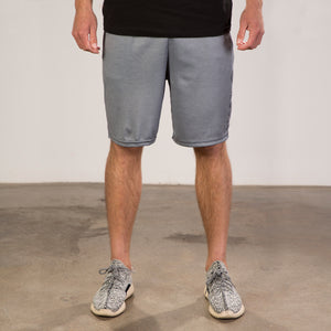 Hitter's House Majors Shorts - Grey