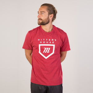 Hitter's Tee - Red