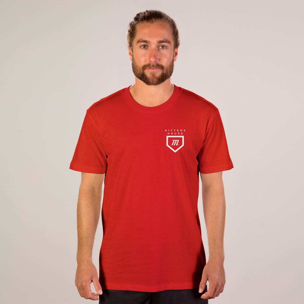 Tour Tee - Red