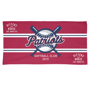 Patriots SB Towel