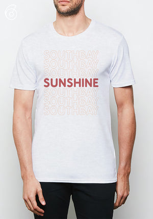Sunshine Men's Southbay Bubble Blended Crew