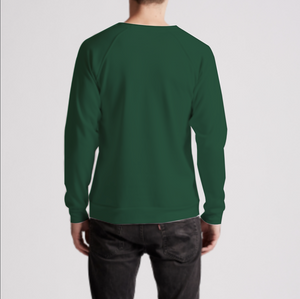 Santa Hat Green Hitters Sweater