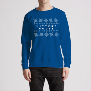 Centered Snowflake Sweater