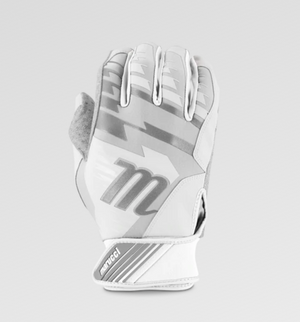 TESORO BATTING GLOVES (WHITE)