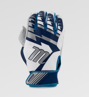 TESORO BATTING GLOVES (BLUE)