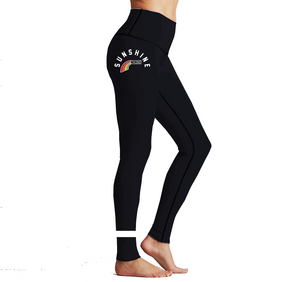 Sunshine Women's 2019 North Rainbow Reversible Leggings