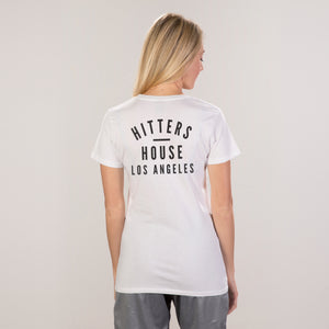 Women's County Tee - White