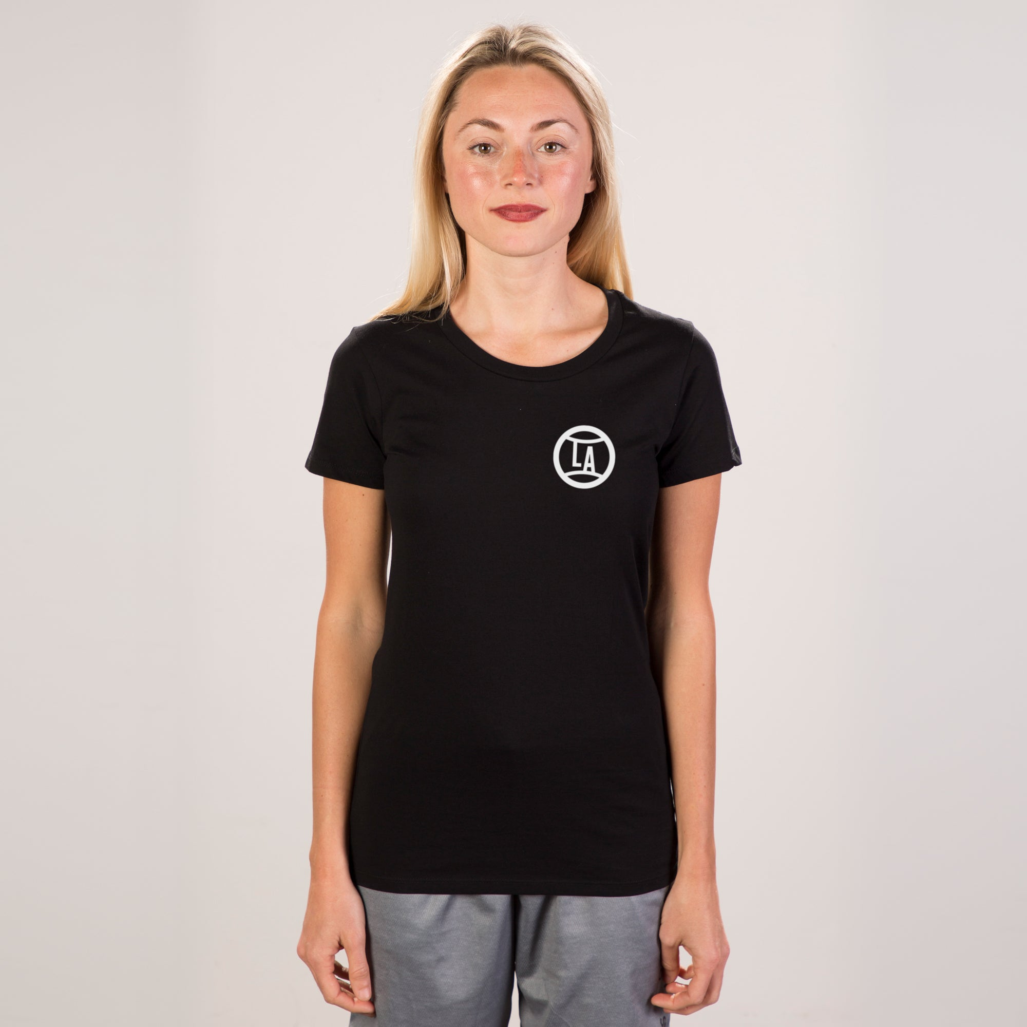 Women's County Tee - Black