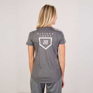 Women's Tour Tee - Black Heather
